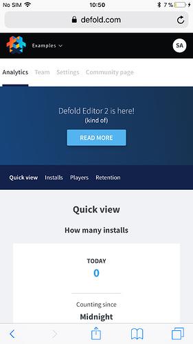 Can't get iOS dev app - Questions - Defold game engine forum