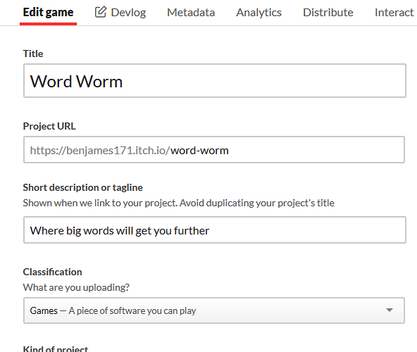 word_worm_itch_settings