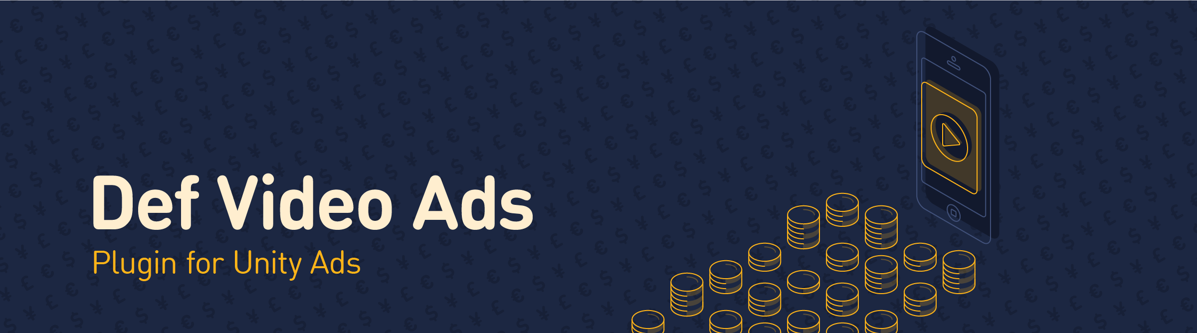 DefVideoAds (plugin for Unity ADS)  Video ADS native extension - The