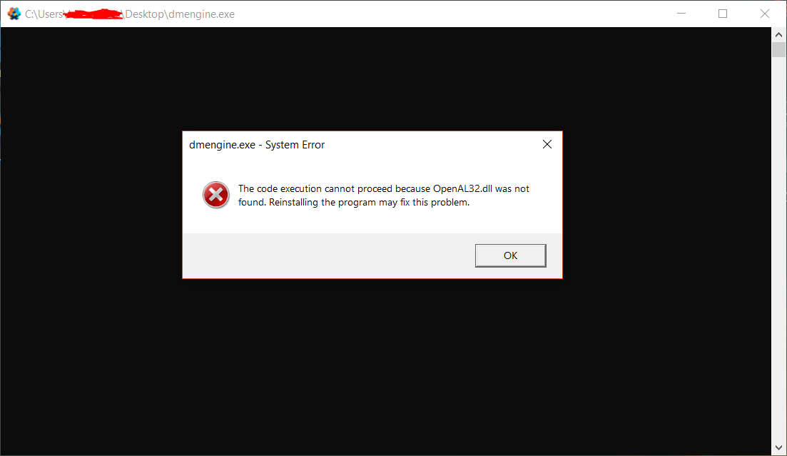 Dmengine exe has stopped working - Windows 10, Defold Editor