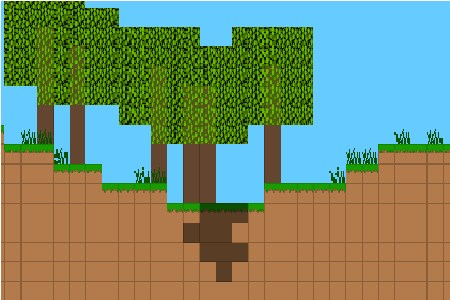 2D generation with perlin noise - Questions - Defold game