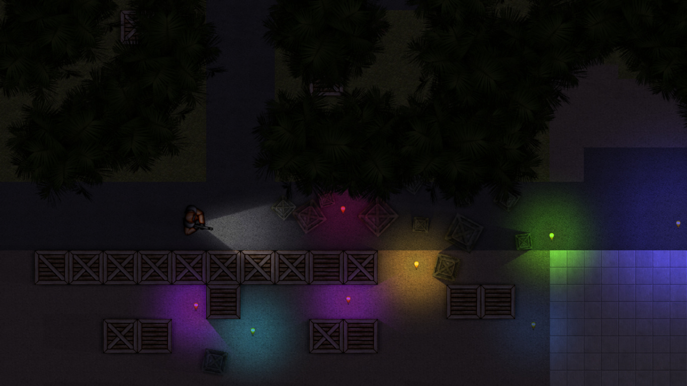 Simple 2D Lighting - Questions - Defold game engine forum