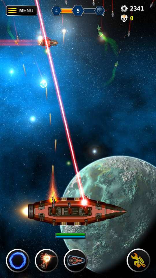 Enter The Infinite Idle Game With Spaceships Dev Diaries - Spaceship design game