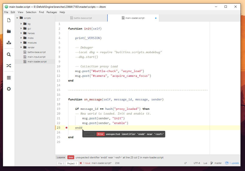 Big List of Lua Resources! - The Defoldmine - Defold game engine forum