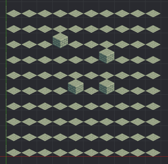 Isometric tiled map issue - Questions - Defold game engine forum